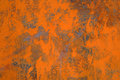 Rust on metal plate Royalty Free Stock Photography