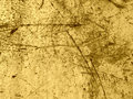 Rust and scratched paint Royalty Free Stock Photo