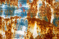 Rust stains background of the Stock Photos