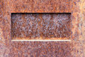 Rusted metal background Royalty Free Stock Photo