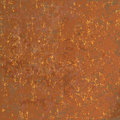 Rusted metal background illustration Stock Photo