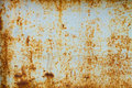 Rusted metal Royalty Free Stock Photo