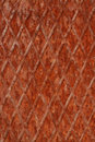 Rusted metal plate Royalty Free Stock Image