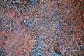 Rusted steel floor Royalty Free Stock Photo