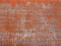 Rusted steel Royalty Free Stock Photo