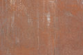 Rusted Wall Texture Royalty Free Stock Photo