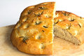 Rustic  Italian Bread Royalty Free Stock Photo