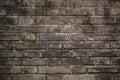Rustic Old Brick Wall Texture ...