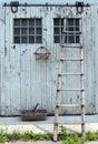 Rustic Still Life Stock Photo