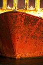 Rusting boat Royalty Free Stock Photo