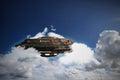 Rusty Flying Object