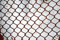 A rusty grid structure background lattice Royalty Free Stock Photography