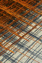 Rusty Mesh Royalty Free Stock Photos