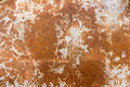Rusty metal background - rusty metalic Royalty Free Stock Photo