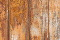 Rusty metal close up picture of a very sheet Royalty Free Stock Photos