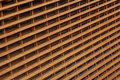 Rusty metal grille Royalty Free Stock Photos