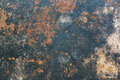 Rusty metal grunge background style vintage. Royalty Free Stock Photo