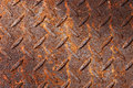 Rusty Metal Pattern Background Royalty Free Stock Photo