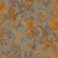 Rusty metal sheet nahtlose tileable beschaffenheit Lizenzfreies Stockbild