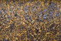 Rusty metal surface abstract background Royalty Free Stock Photo