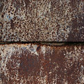 Rusty square background Stock Photos