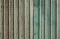 Rusty zinc plat wall background Royalty Free Stock Images