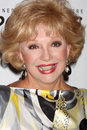 Ruta Lee arrives at the Opening Night of the Play  Stock Photos