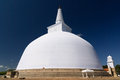Ruwanwelisaya stupa Royalty Free Stock Photo