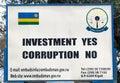 Rwanda Ombudsman Royalty Free Stock Photo