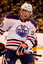 Ryan Nugent-Hopkins Edmonton Oilers Stock Photography