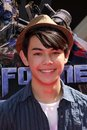 Ryan Potter at the World Premiere Of Universal Studios Hollywood's  Stock Photo
