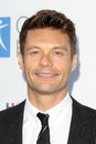 Ryan Seacrest arrives at the City of Hope's Music And Entertainment Industry Group Honors Bob Pittman Event Stock Image