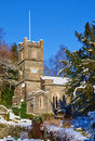 Rydal Church Royalty Free Stock Photography