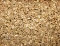 Rye bread background Royalty Free Stock Photo