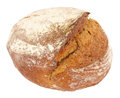 Rye Bread Cob Loaf Royalty Free Stock Photo