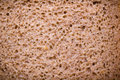 Rye bread. macro Royalty Free Stock Photo