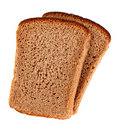Rye Bread Slices Stock Image