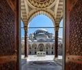 Süleymaniye Mosque, Istanbul, Turkey Royalty Free Stock Photo