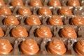 Süßigkeiten in einem Kasten Lizenzfreie Stockfotografie