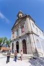 S. Bento da Porta Aberta, Portugal Royalty Free Stock Photo