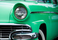 50's classic American made Automobile Royalty Free Stock Photo