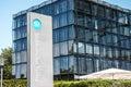 Süddeutscher verlag headquarter of the german publisher Stock Image