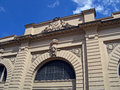 São paulo municipal market the main of the city Royalty Free Stock Image