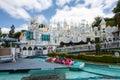 It's a Small World ride at Disneyland, California Royalty Free Stock Photo