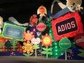 It`s A Small World Ride, Walt Disney World, Florida Royalty Free Stock Photo