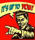 It's Up To You! Retro Business...