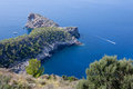 Sa Foradada, Mallorca, Spain Royalty Free Stock Photography