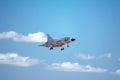 Saab 37 Viggen Royalty Free Stock Photo