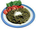 Saag Royalty Free Stock Photo