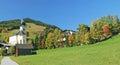 Saalbach-Hinterglemm,Salzburger Land,Austria